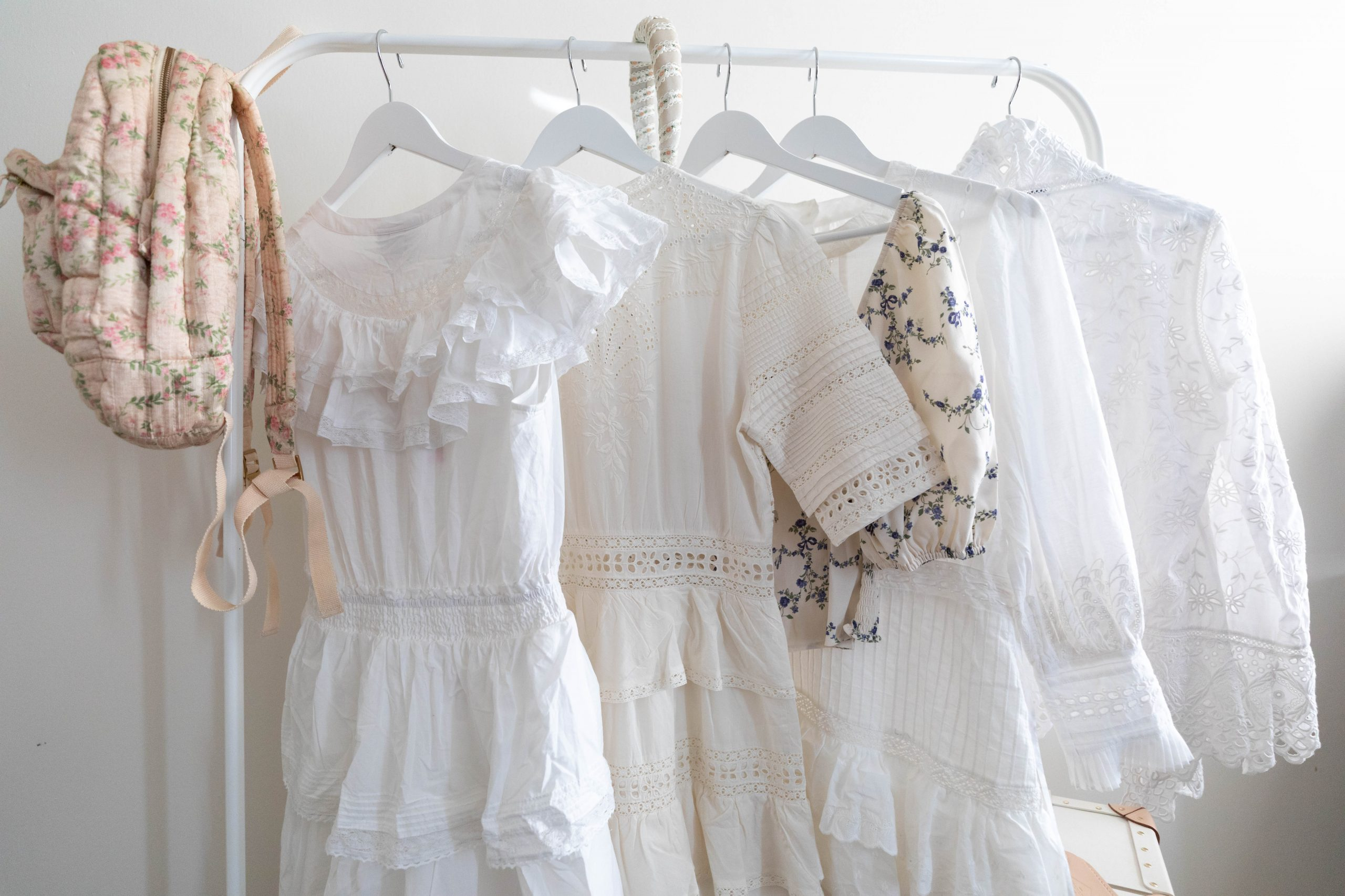 LoveShackFancy Dress and Accessory Sale Favorites Romantic Feminine Dresses
