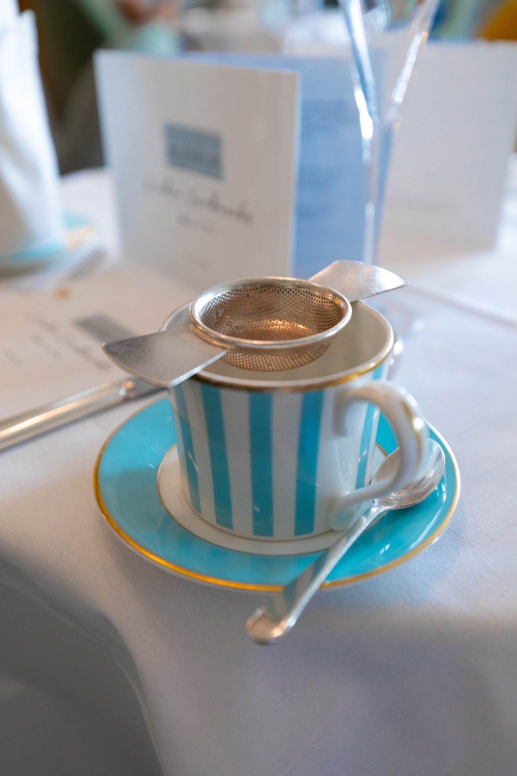 Afternoon Tea at Kensington Hotel in London, England, United Kingdom by Annie Fairfax