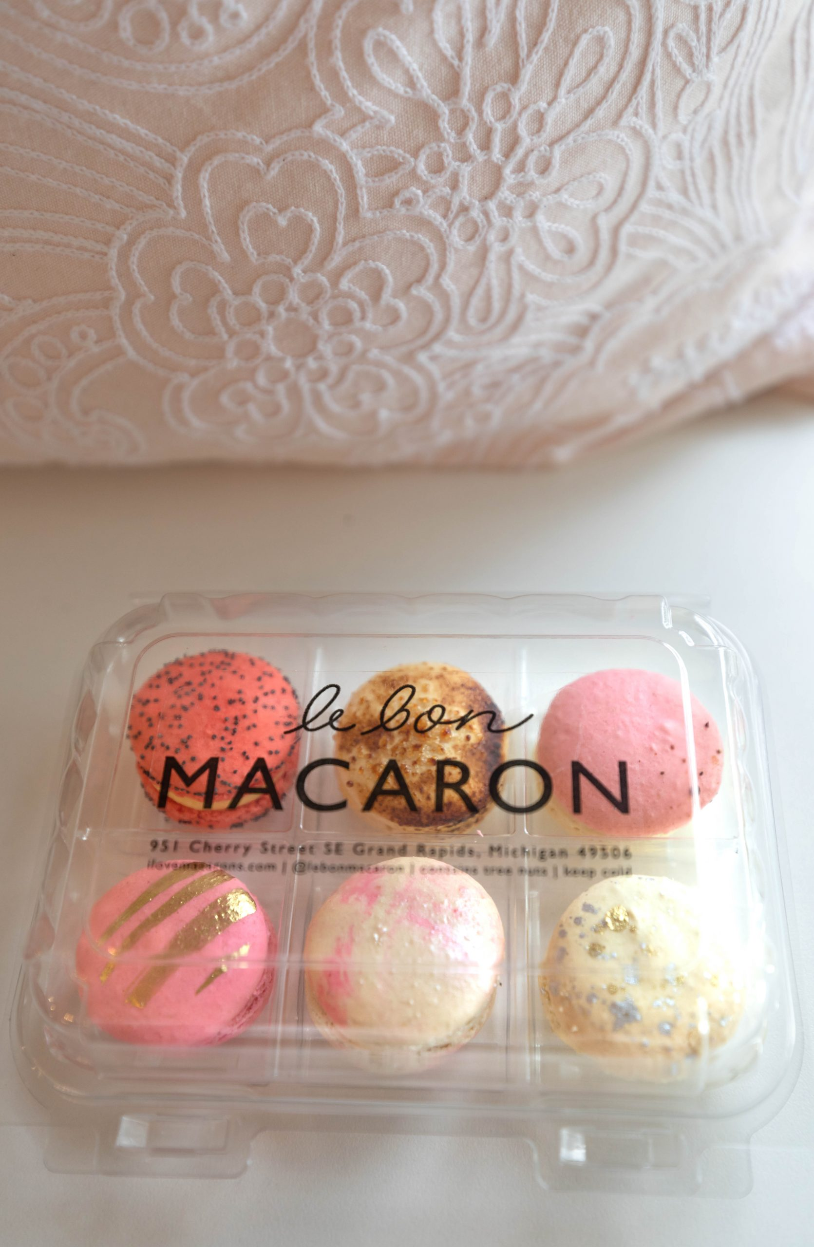 Le Bon Macaron in Ann Arbor and Grand Rapids Michigan Authentic French Macarons in Michigan by Annie Fairfax