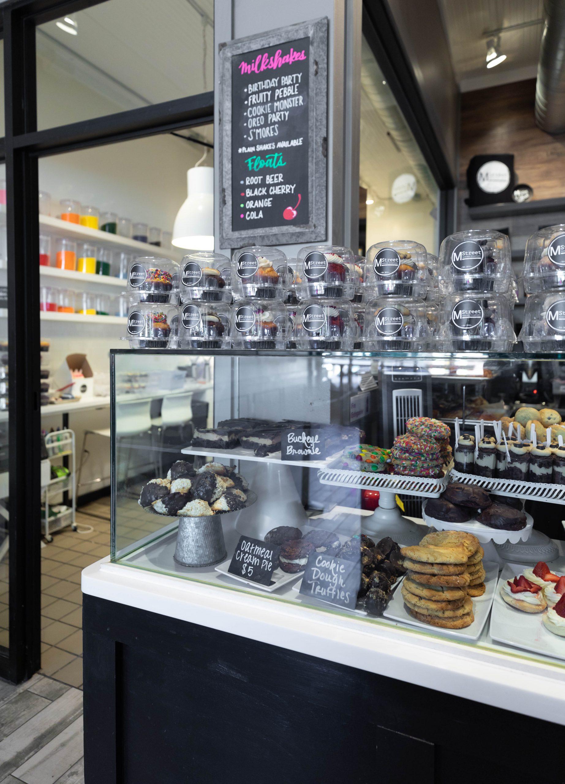 M Street Baking Co in Howell Michigan by Annie Fairfax