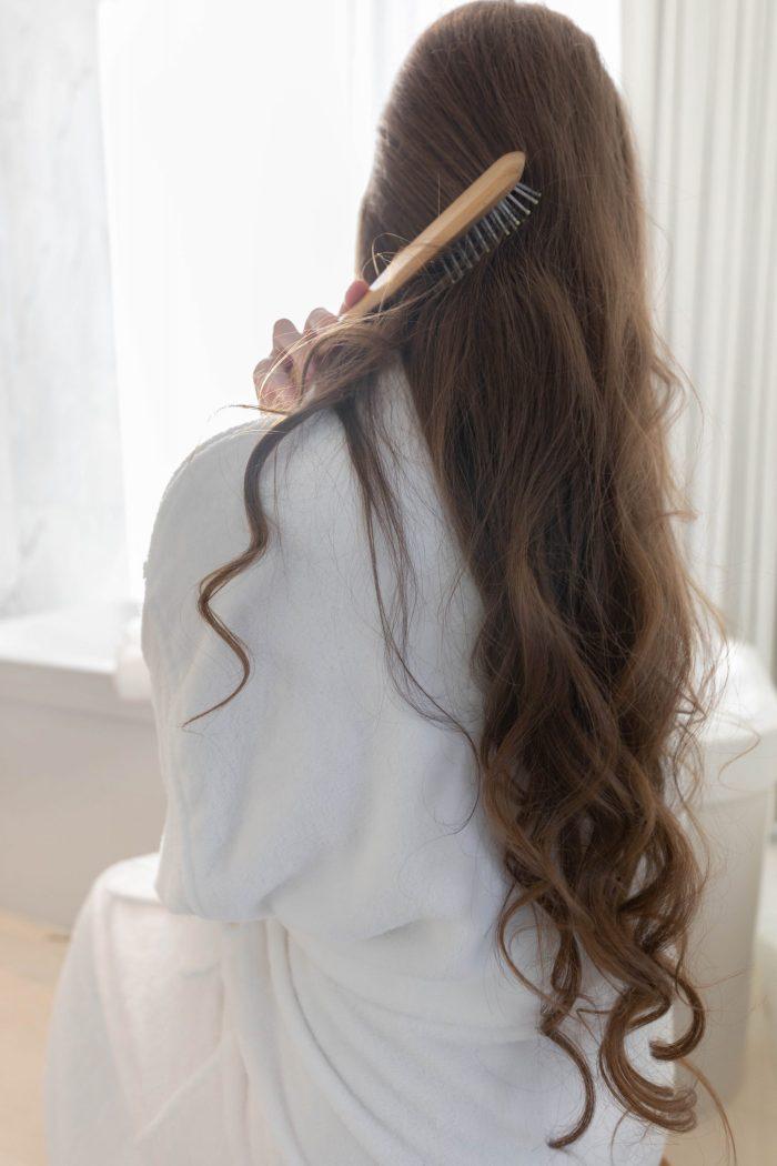 Q&A Vol. 2 – How to Grow Long Hair
