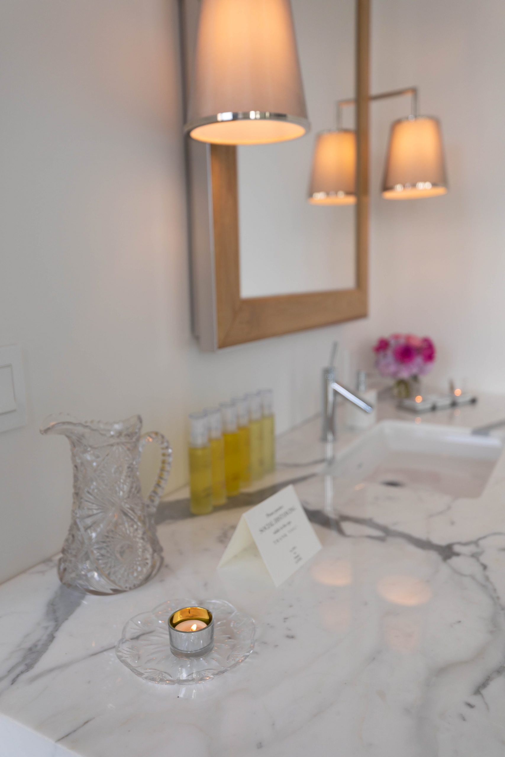 Couple's Treatment Room at Le SPA de l'hôtel Lotte at Lotte Hotel Seattle Grand Opening by Annie Fairfax Puget Sound Luxury Hotels