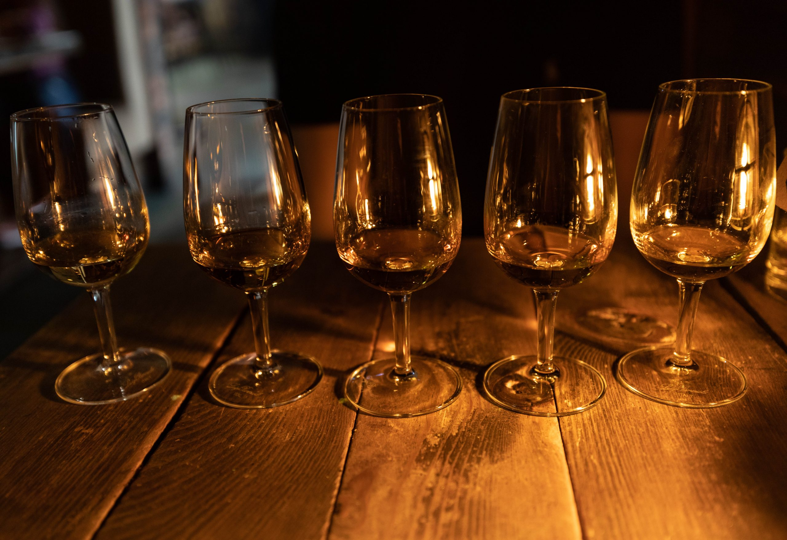 The Devil's Advocate Bar & Kitchen Whisky Flight Scottish Pub in Edinburgh Old Town Luxury Travel Guide by Annie Fairfax