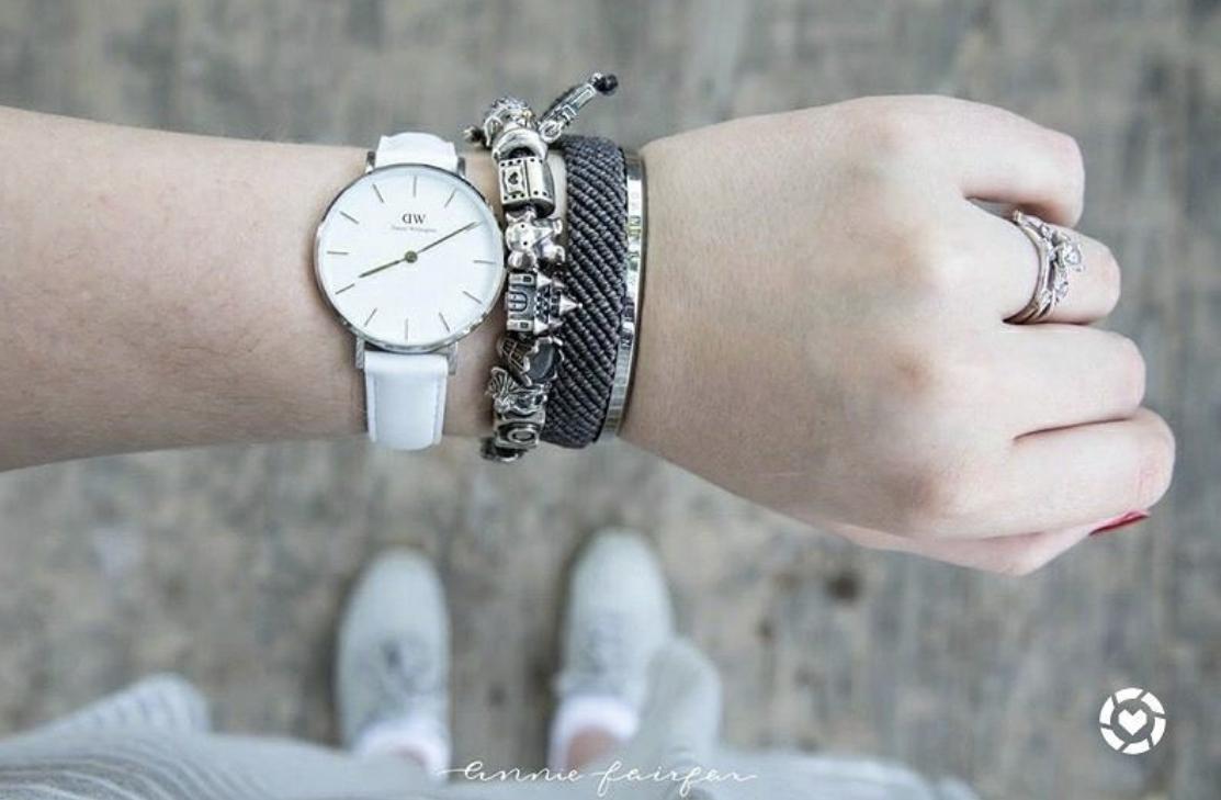 Pandora Bracelet What My Pandora Jewelry Bracelet Means to Me by Annie Fairfax