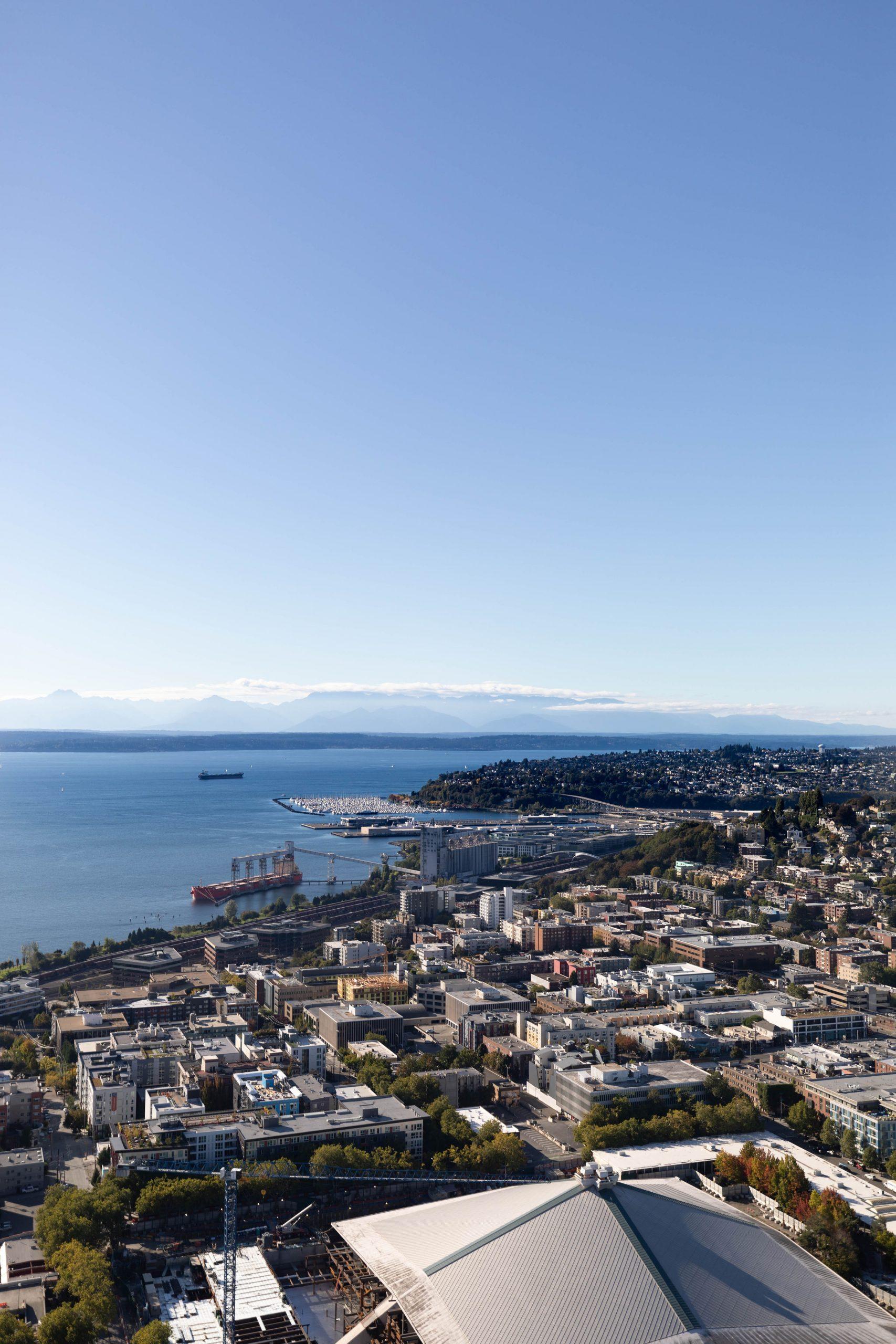 Seattle Washington Luxury Travel Guide by Annie Fairfax