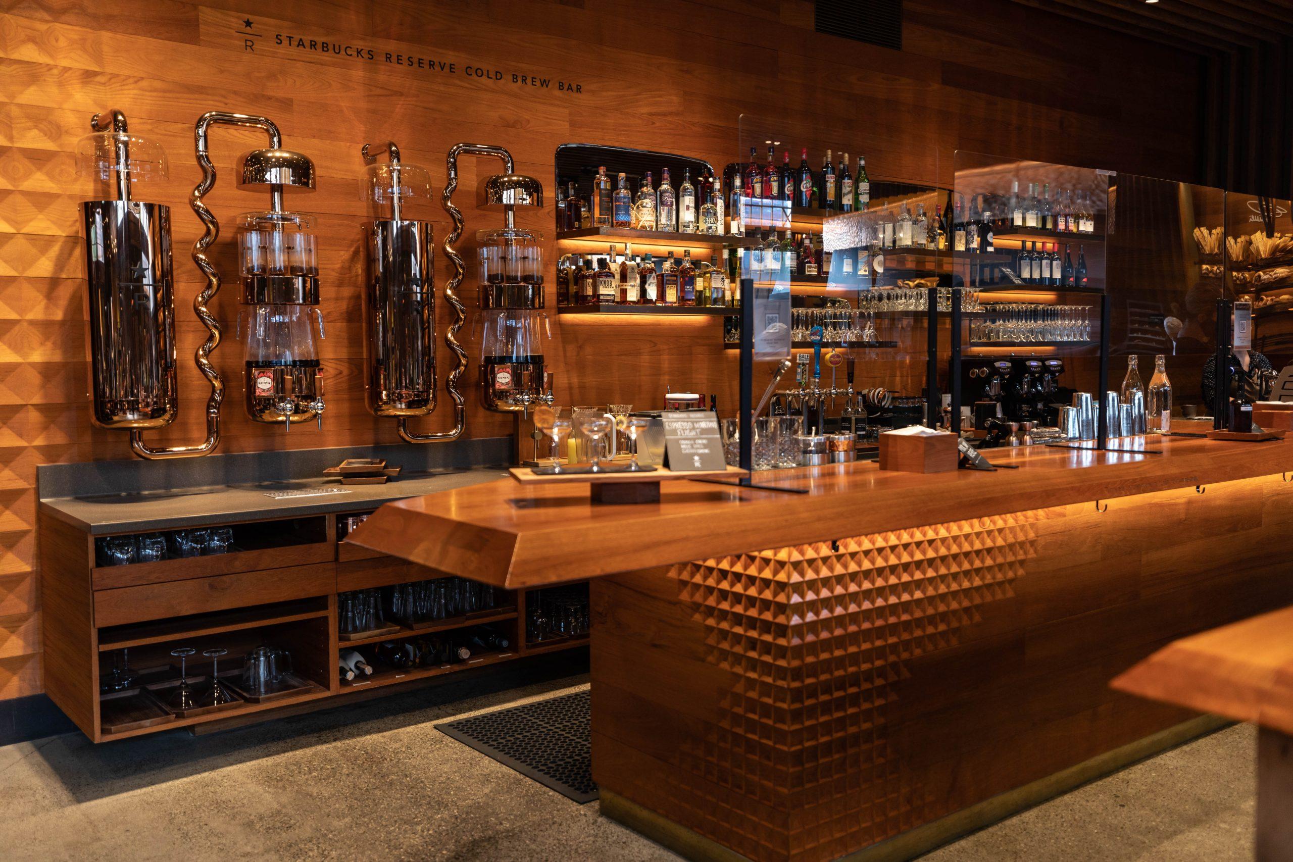 Starbucks Reserve Roastery in Seattle Washington by Annie Fairfax