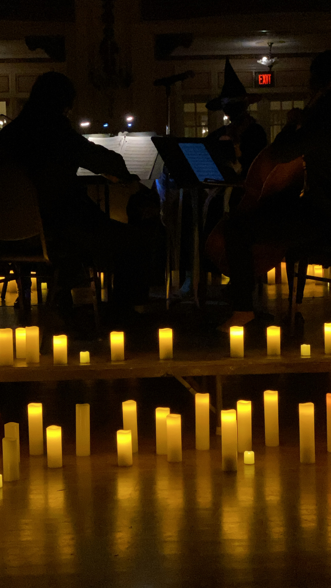 Candlelight Quartet Concert in Detroit Michigan at the Masonic Temple Theatre Written by Annie Fairfax