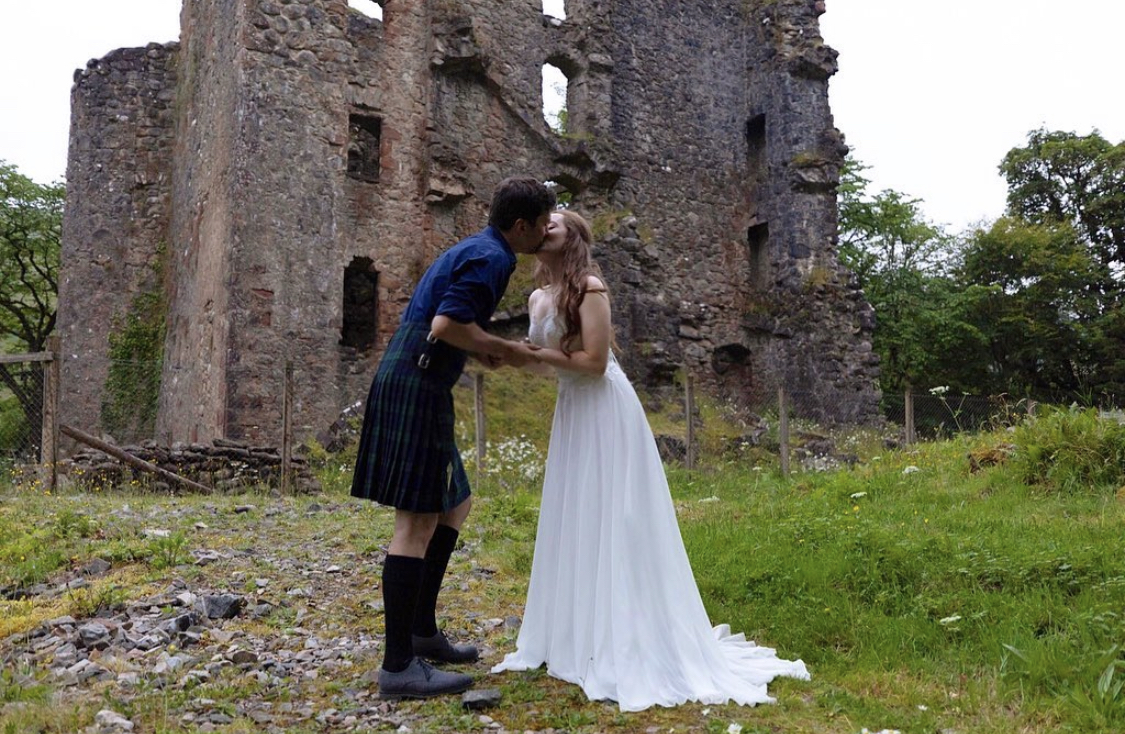 Isle of Skye Vow Renewal Q&A About My Husband and Our Wedding Story