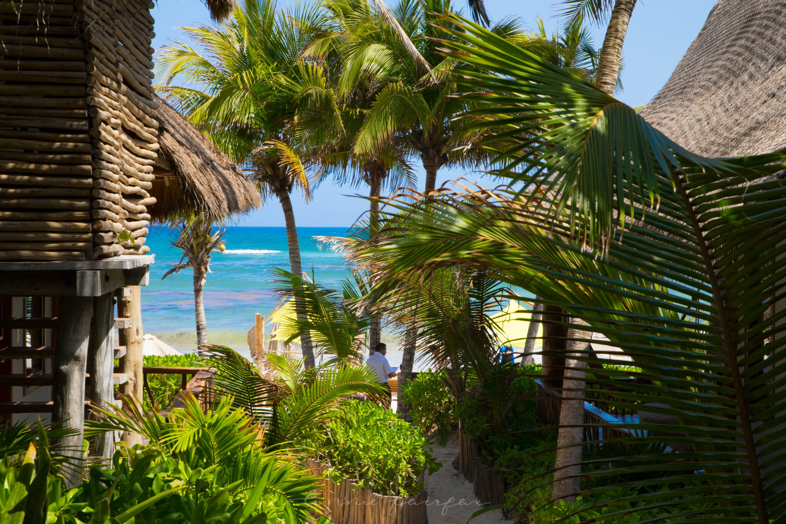 Ahau Resort in Tulum, Mexico Best Hotels in Mexico the Caribbean Hotels by Annie Fairfax