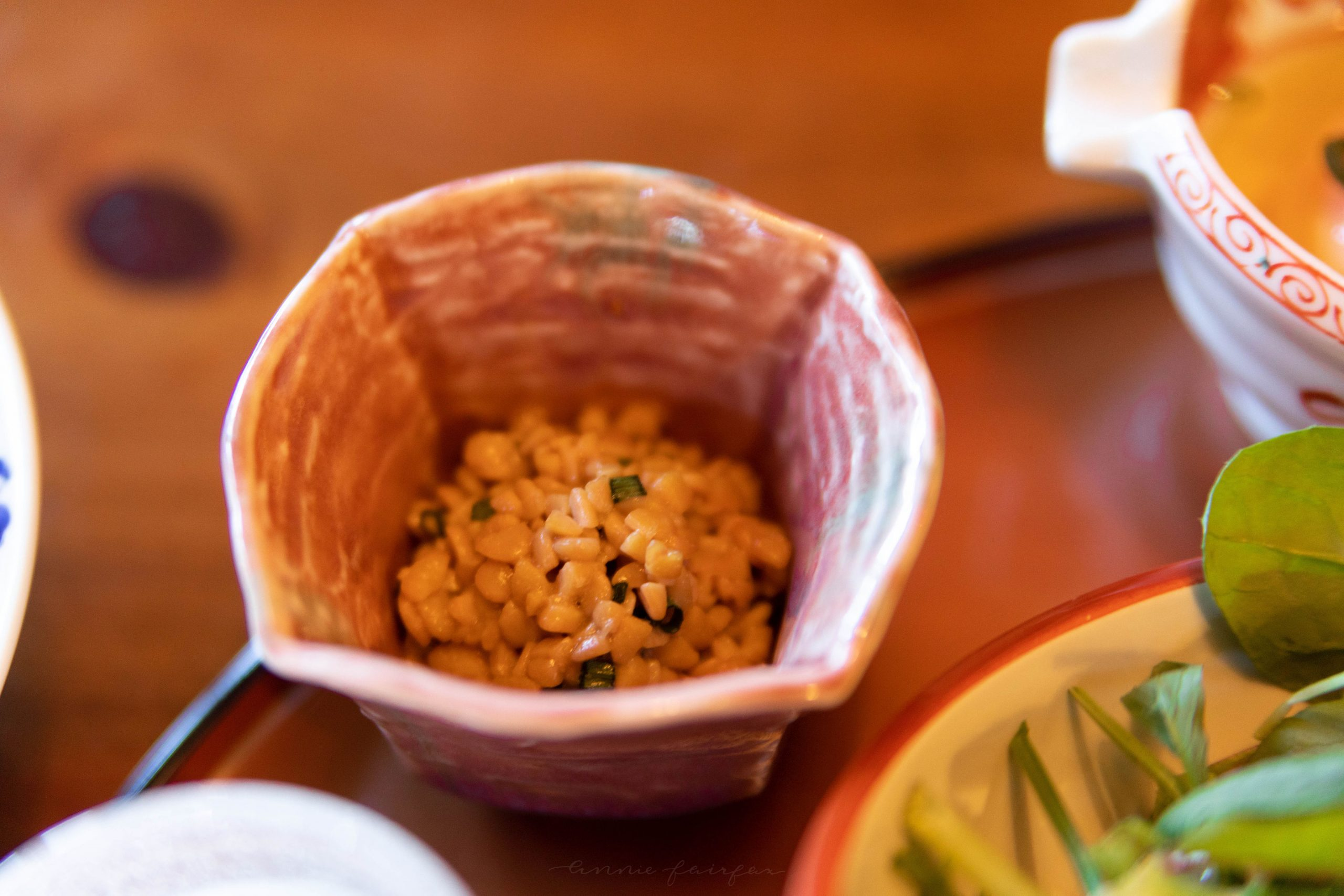 Nattō at Kurokawa Onsen by Annie Fairfax Quintessential Japanese Foods You Need To Try in Japan
