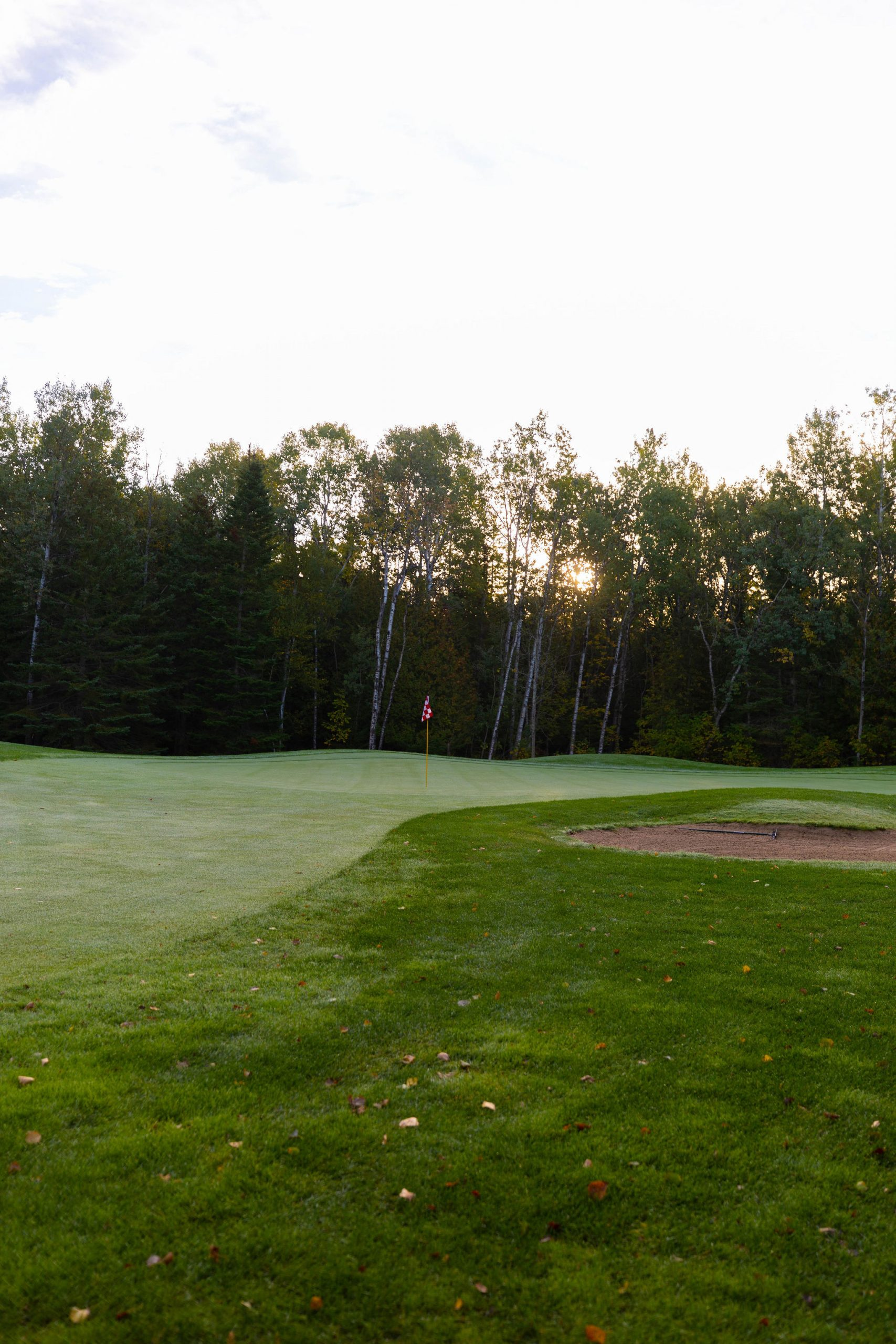 Charlevoix Country Club Golf Course Northern Michigan Golf
