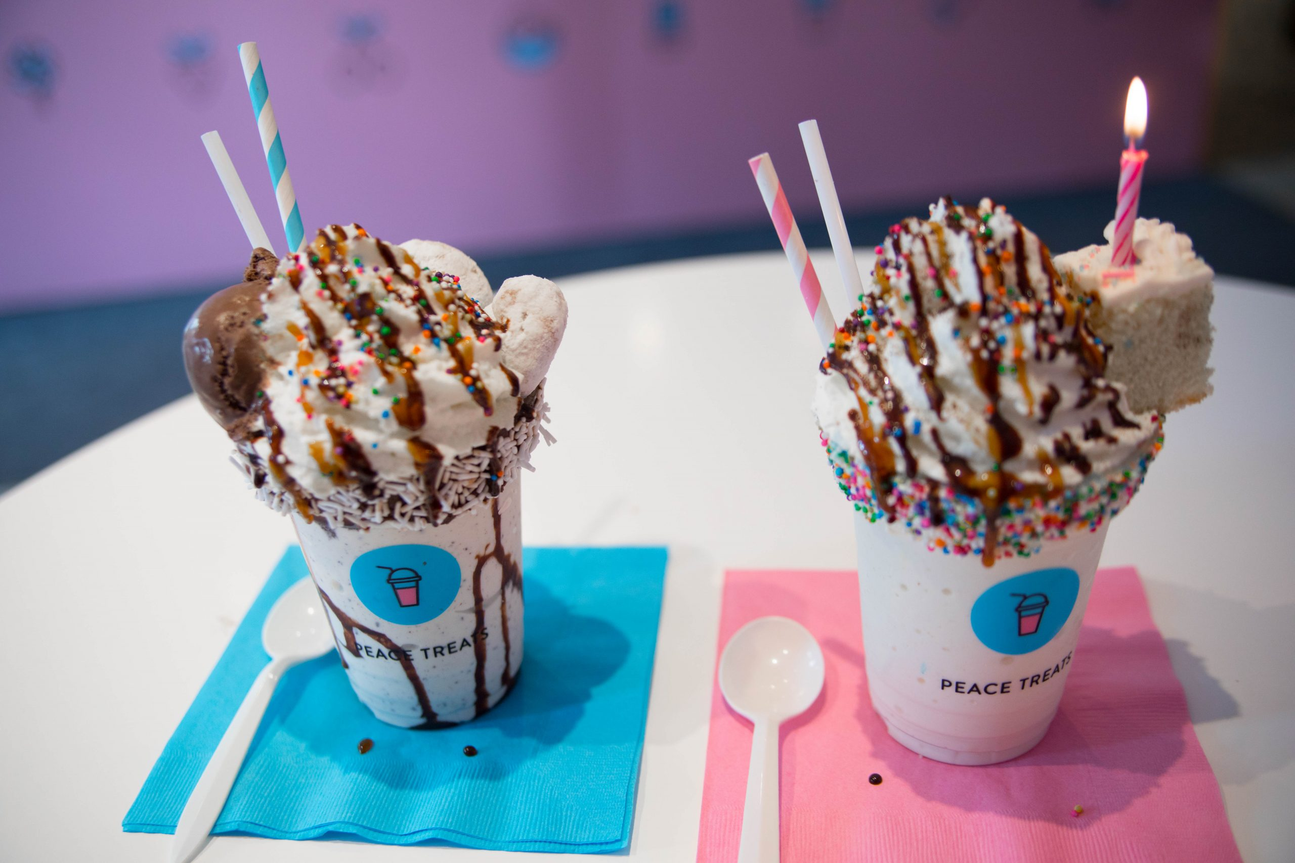 Peace Treats Epic Milk Shakes Toronto Travel Guide Itinerary Photographed by Annie Fairfax