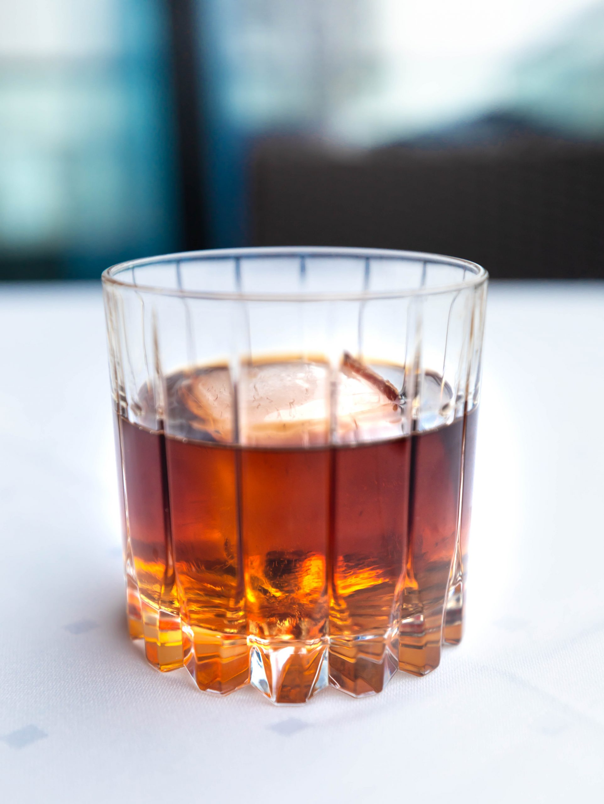 Whisky at Joe Muer Seafood in Detroit Inside the GW Renaissance Center Fine Dining Michigan Luxury Restaurants of the World