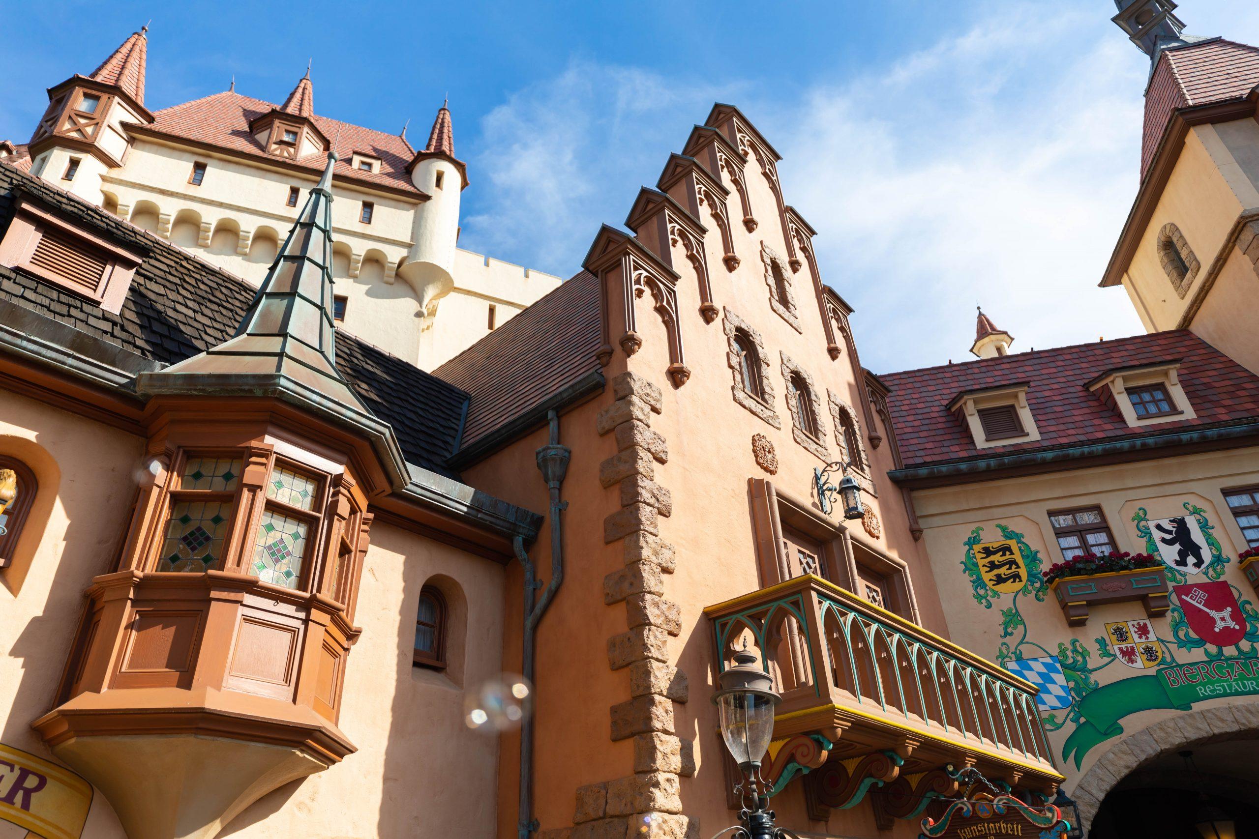 Germany at Epcot Walt Disney World by Annie Fairfax Luxury Travel Writer & Photographer