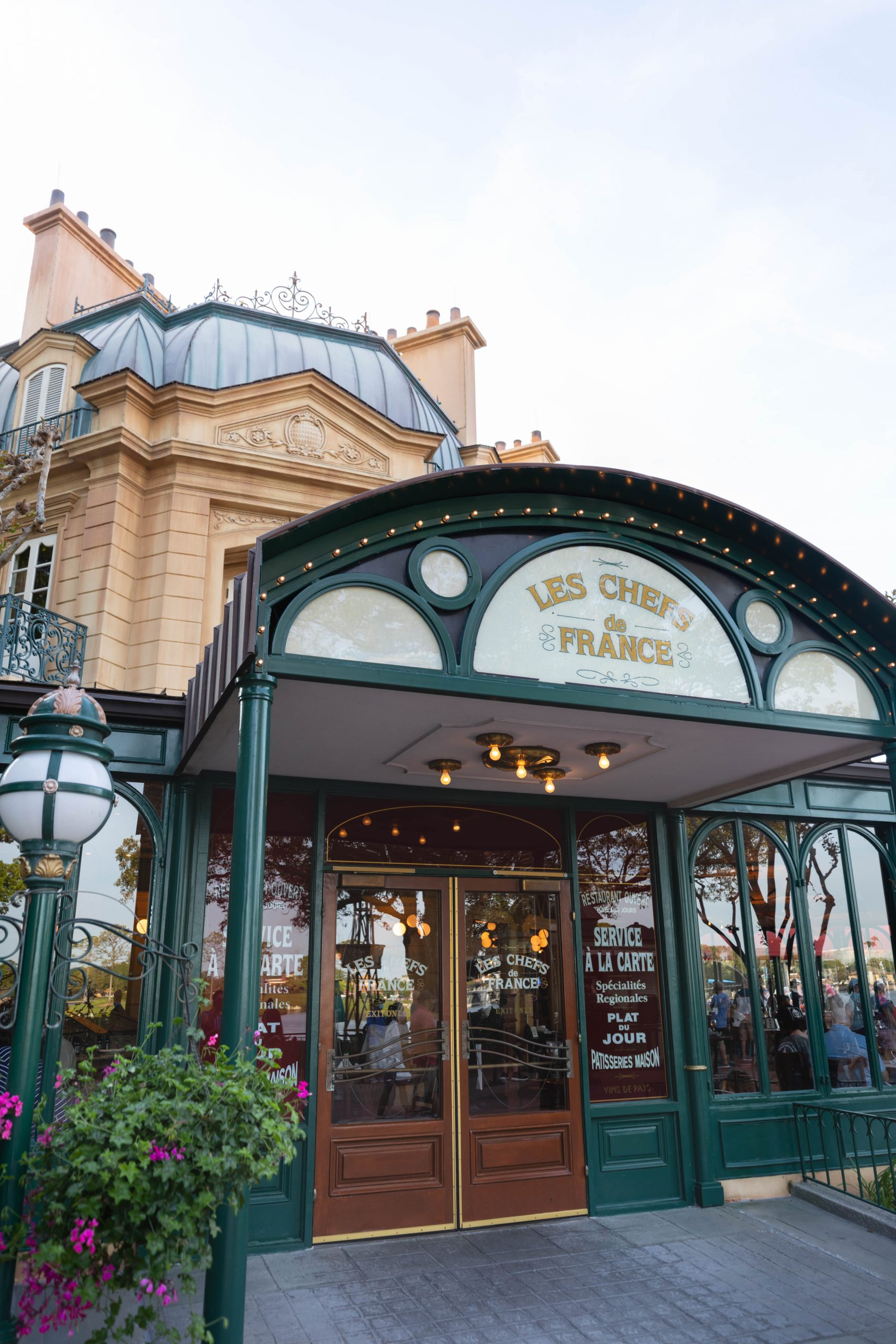 France French Gardens at Epcot Walt Disney World Orlando Florida by Luxury Travel Writer and Photographer Annie Fairfax