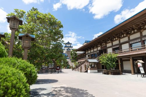 Japan at Epcot Walt Disney World without the Crowds Photographed by Annie Fairfax