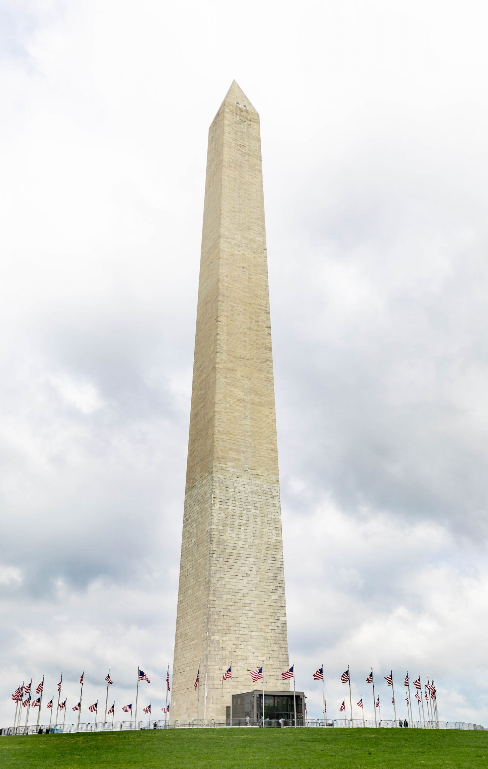 Washington Monument Obelisk in Washington DC Photographed by Luxury Travel Writer Annie Fairfax