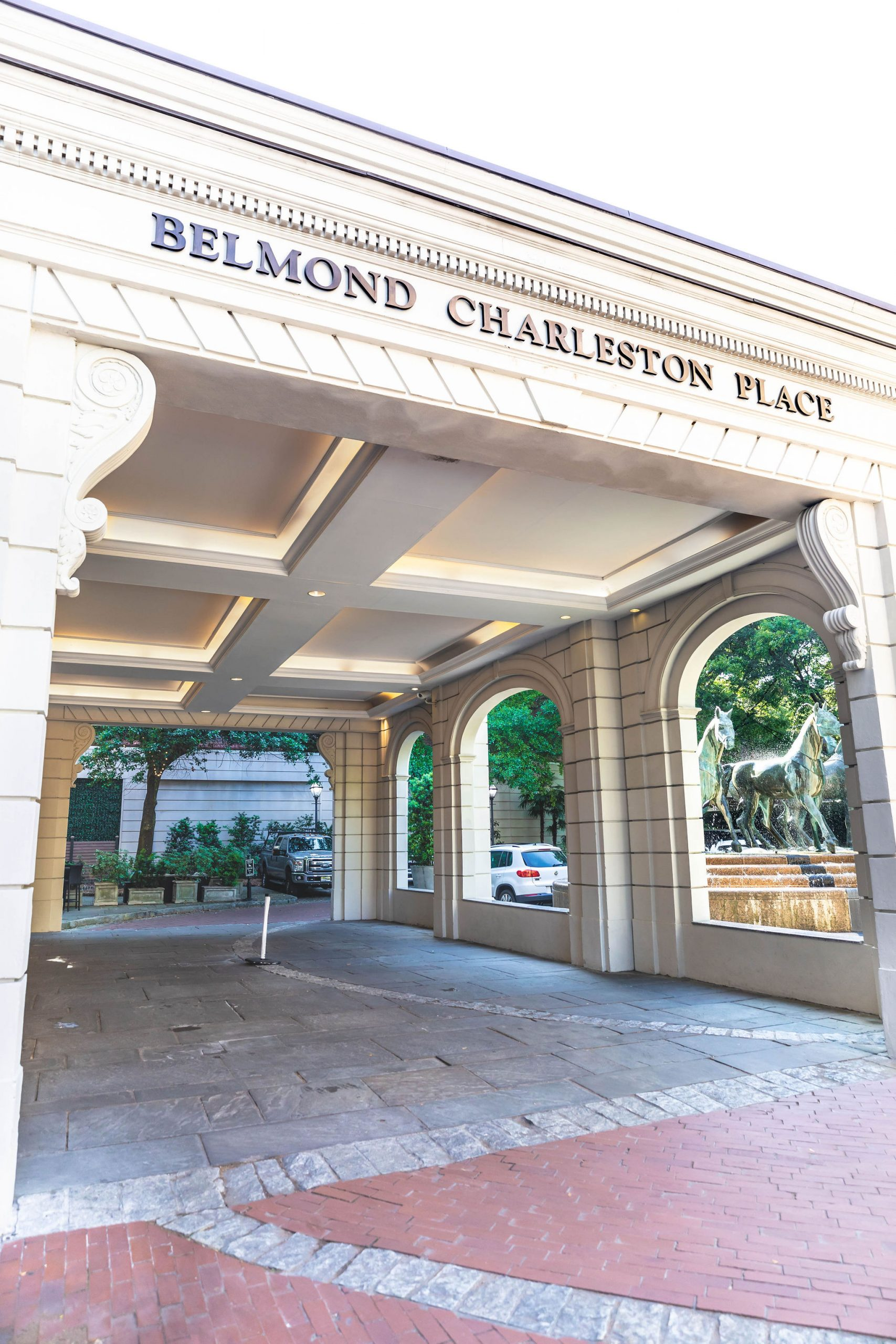 Belmond Charleston Place luxury Hotels of the World South Carolina Resorts Written & Photographed by Annie Fairfax