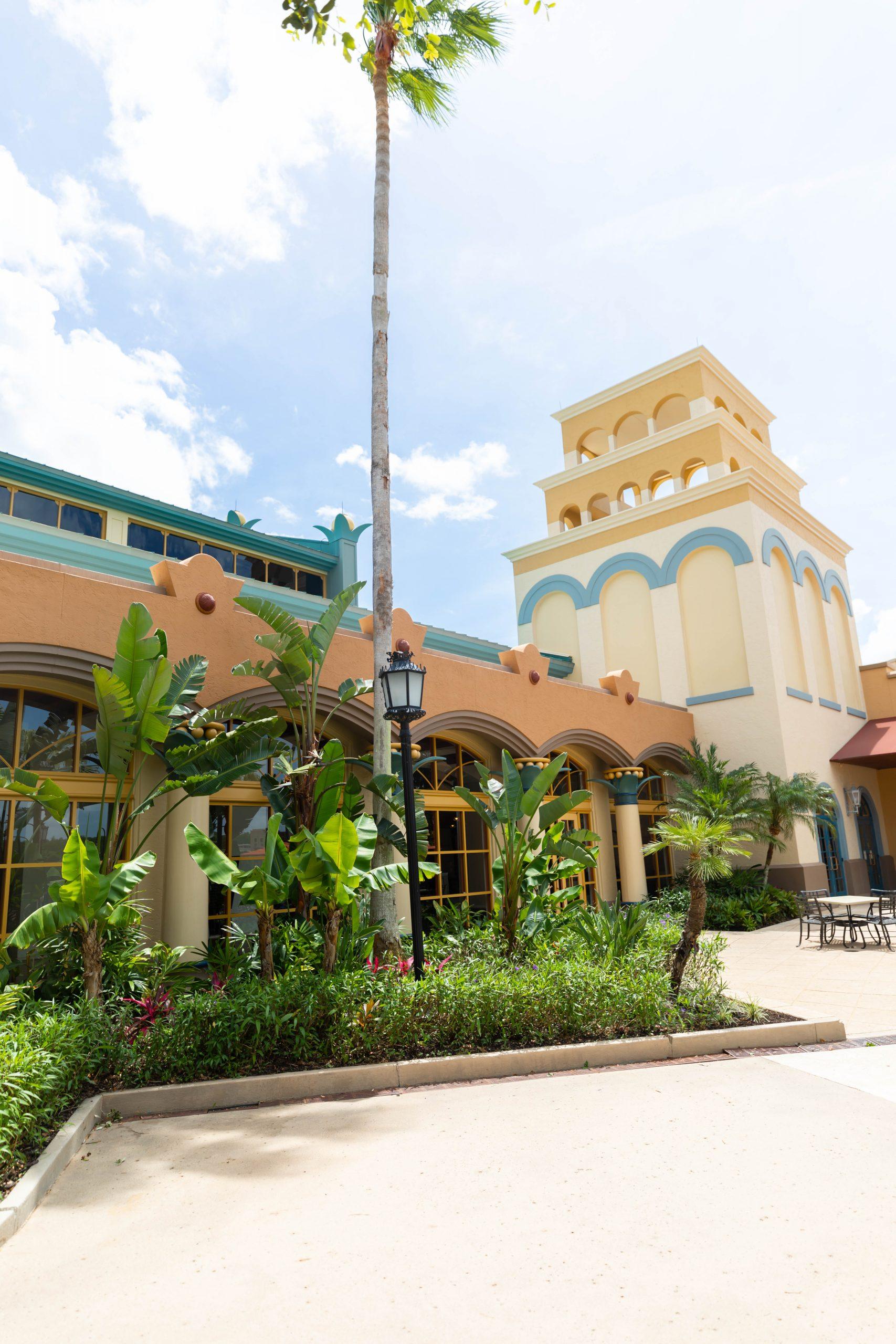 Disney's Coronado Springs Resort Walt Disney World Near Orlando Florida Photographed by Annie Fairfax