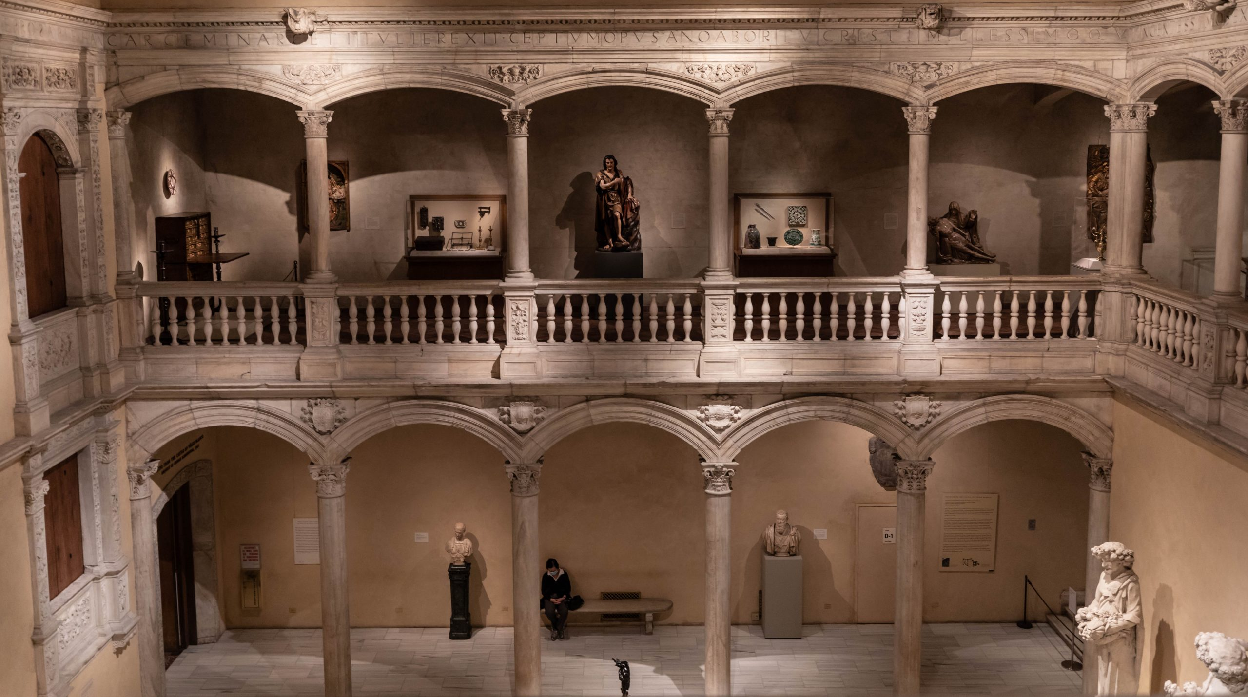 The Metropolitan Museum of Art Photographed by Annie Fairfax
