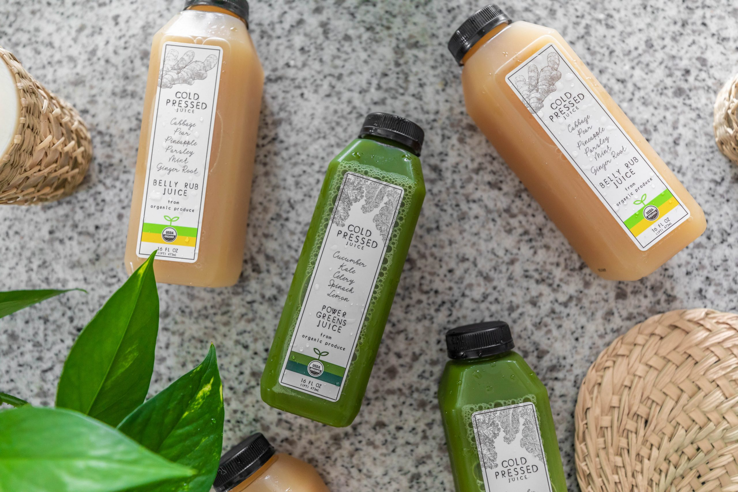 Garden of Flavor Organic Fresh Pressed Juices for Clean Beauty by Annie Fairfax
