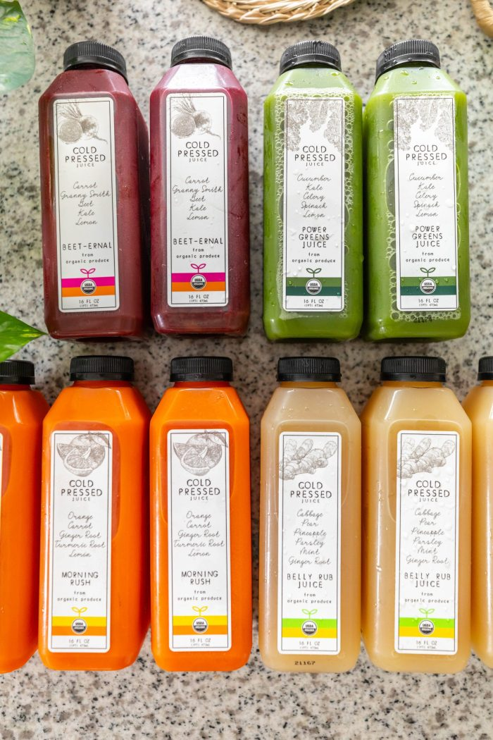Organic Juicing for Clean Beauty with Garden of Flavor