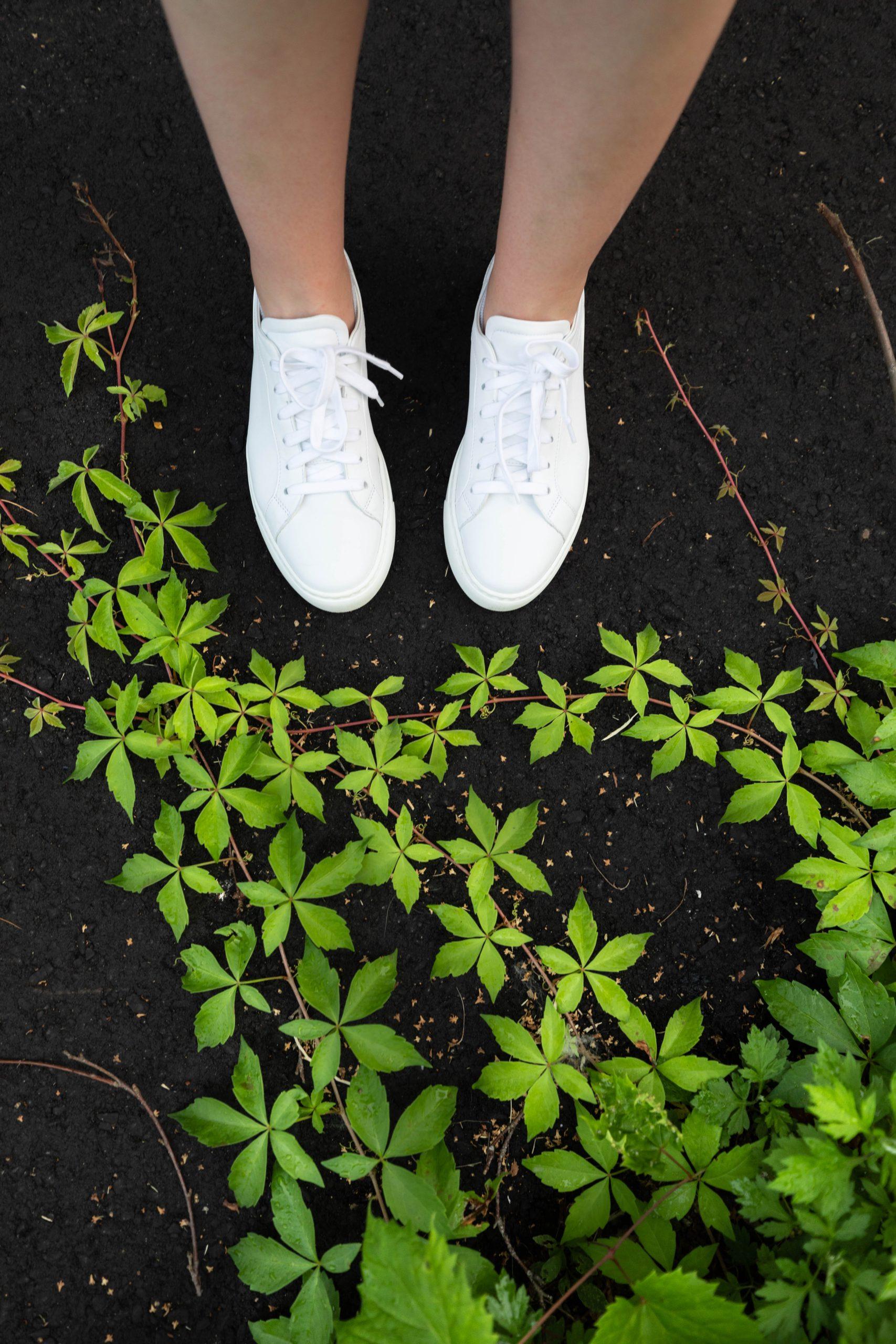 M. Gemi Palestra Due Tennis Shoes Hegde New York Tennis & Golf Attire Worn & Styled by Annie Fairfax
