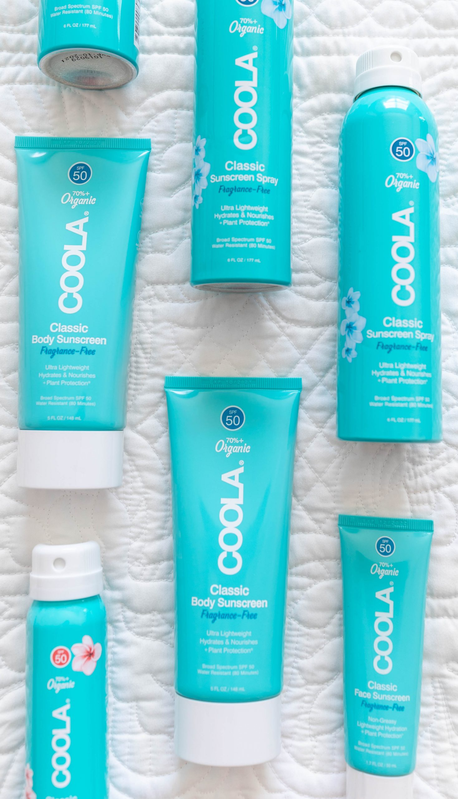 Coola Organic Reef Safe Sunscreen Summer Skincare Secrets with Master Esthetician Patty Huang by Annie Fairfax