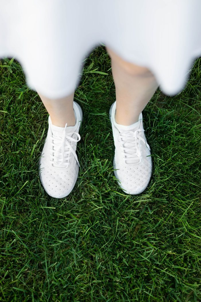 3 White Tennis Shoes I Love