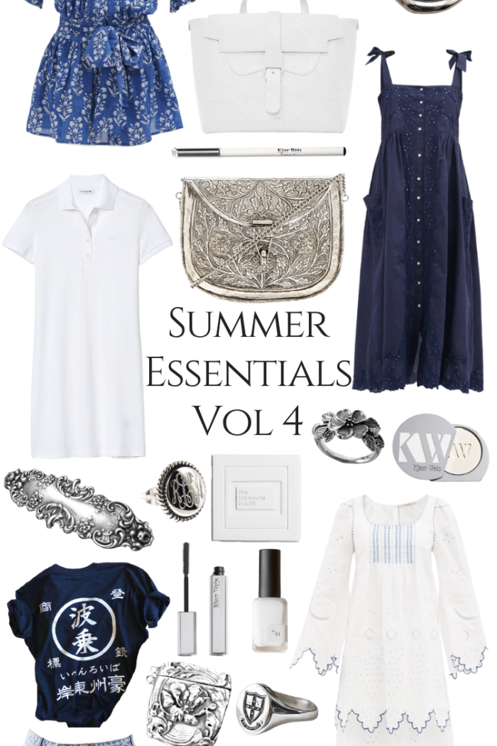 Summer Essentials Volume 4
