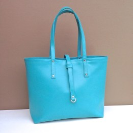 Full leather Jennifer Tote