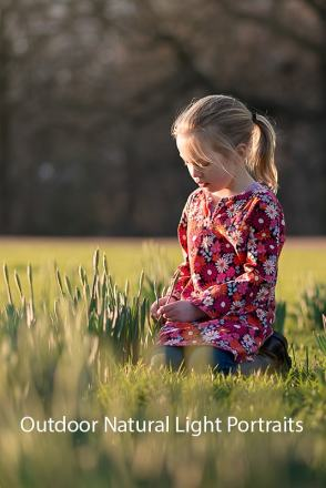 click here for outdoor natural light portraits
