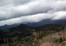 Andes Mountains, Ecuador. (Annika McGinnis/MCT/Getty Images).