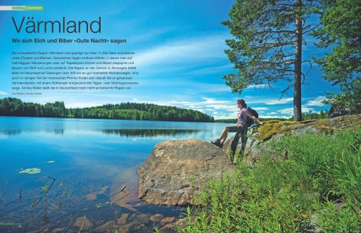Trekking Värmland