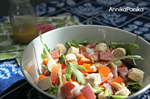 Salade Bousin Anna