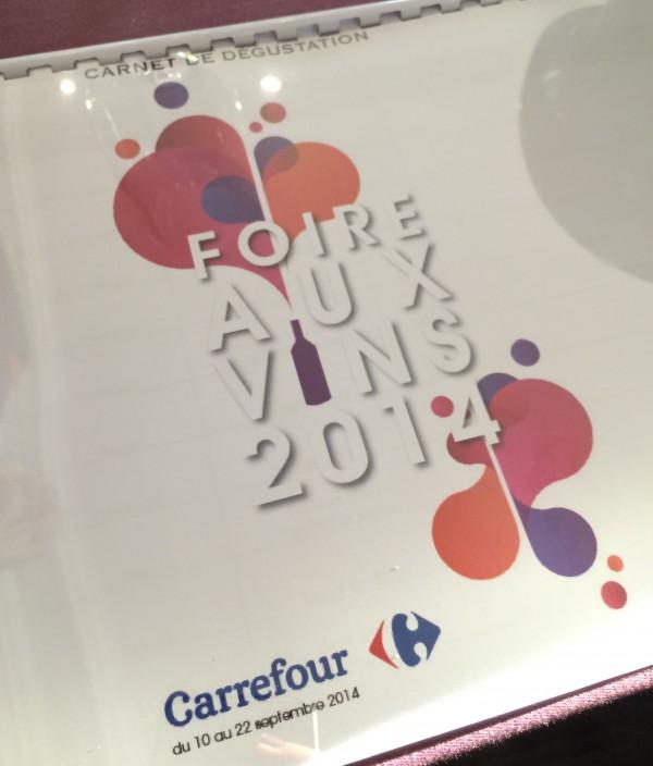Foires aux vins Carrefour