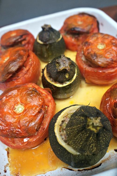 Legumes farcis #38