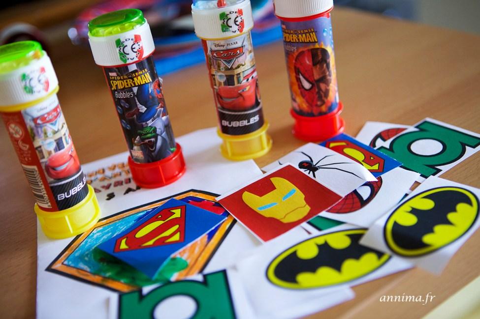 Un voyage au pays des super-héros