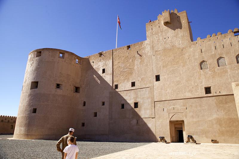 Jebreen Castle Oman