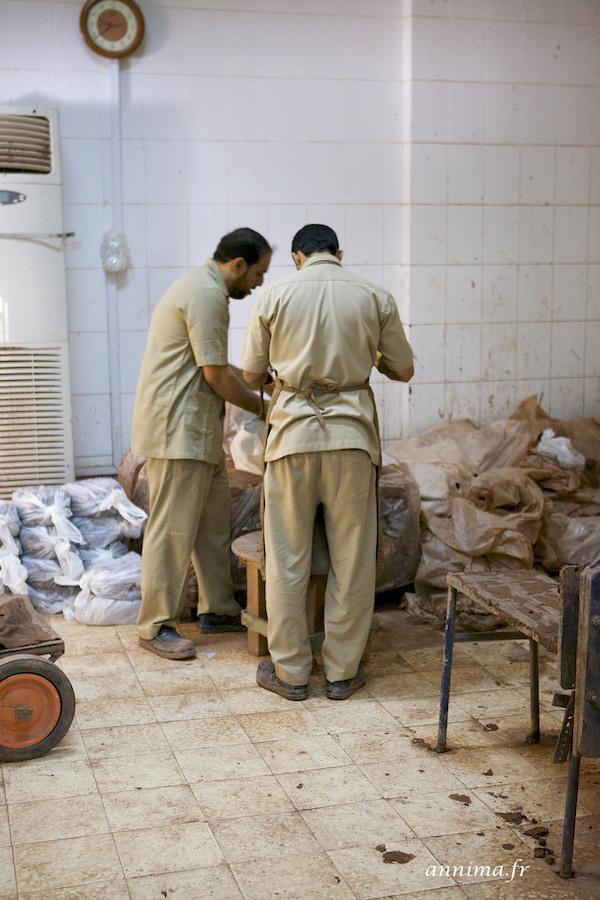 Oman poterie Nizwa