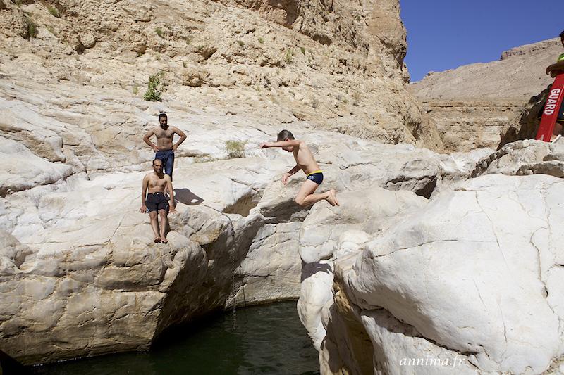 Les wadis omanais : des paysages magiques