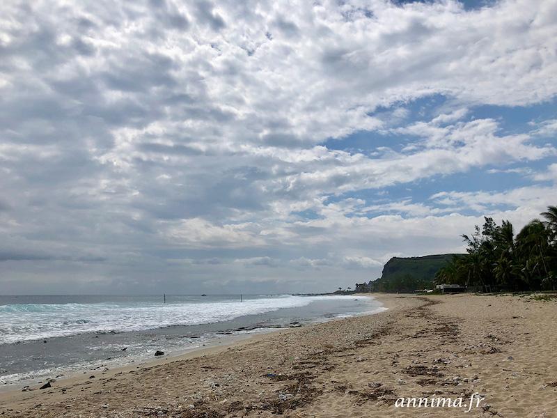 Les plages réunionnaises: un peu de France au bord de l'Océan Indien
