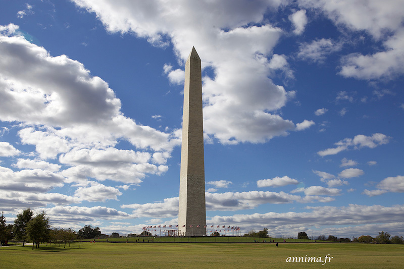 Washington : The Mall and Memorials