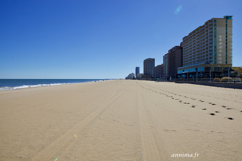 USA : Sur la route de Norfolk – Virginia Beach