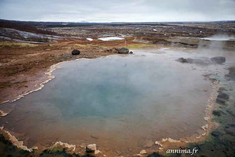 Le cercle d'Or Islandais