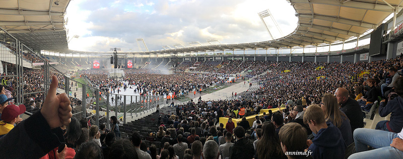 Bigflo et Oli Stadium Toulouse