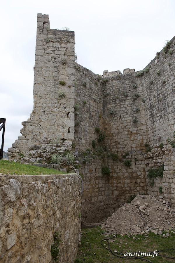 forteresse Saint Michel