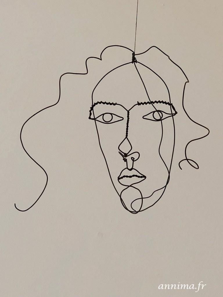 Calder-Picasso au musée Picasso.