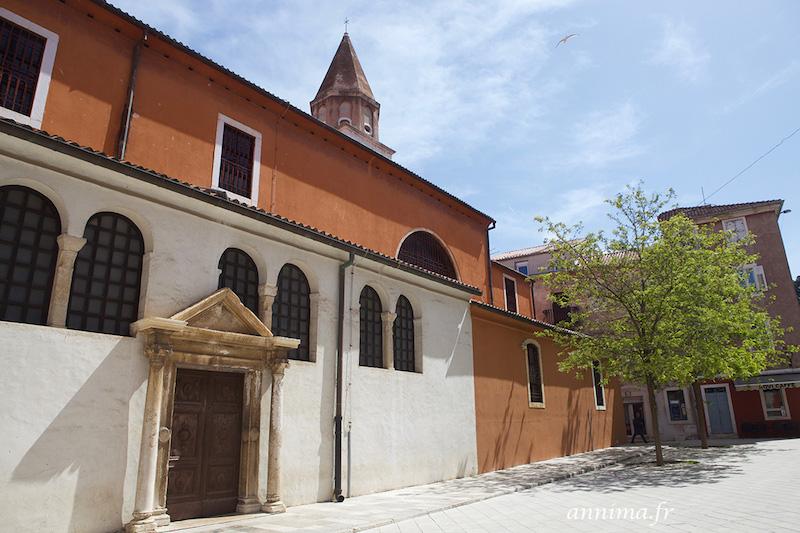 Croatie: Écouter l'orgue marin à Zadar