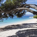 Longer la côte dalmate entre Split et la Riviera de Makarska